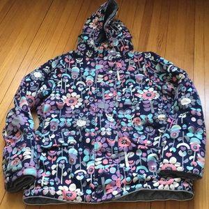 Hanna Andersson Girls Zip Jacket Size 12
